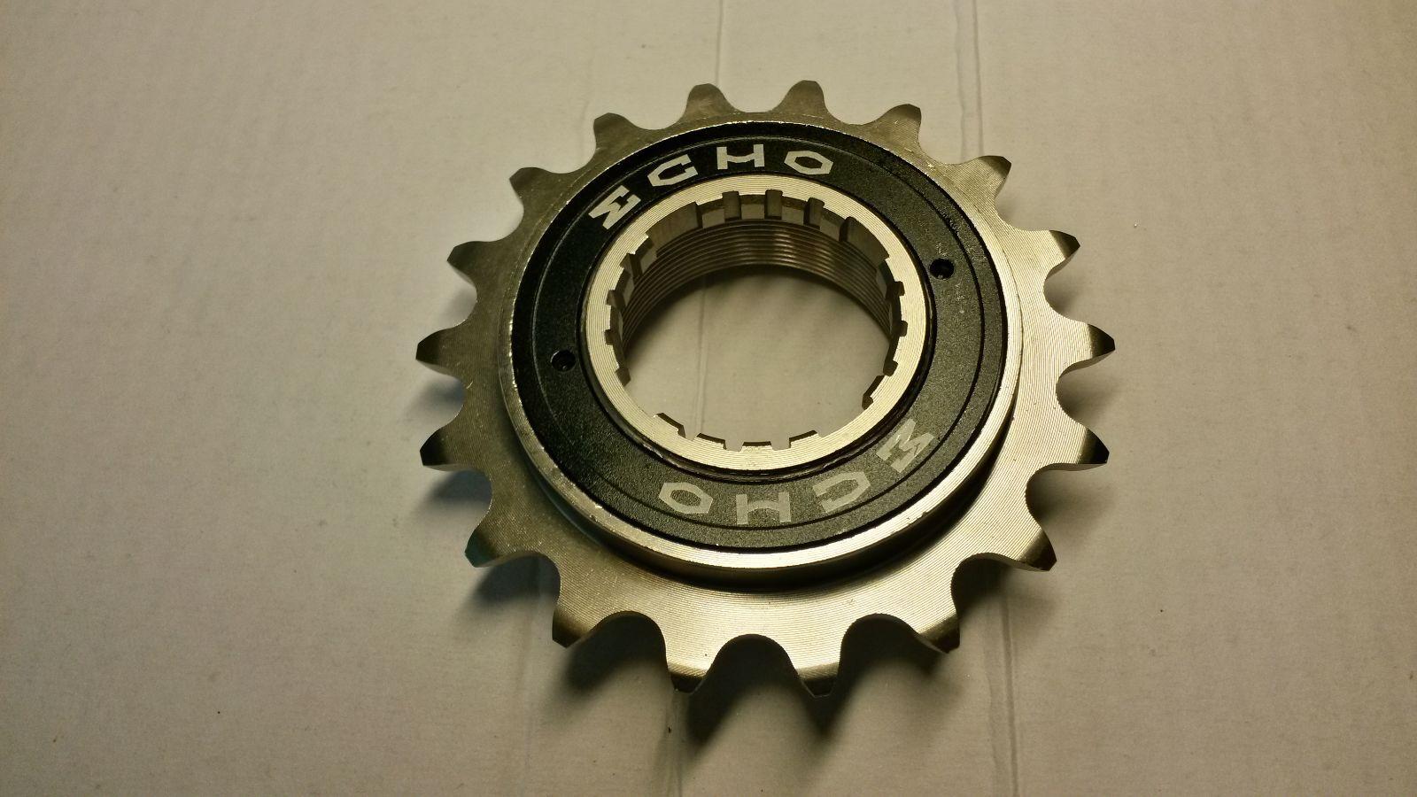 Freewheel  echo 18t trials bmx bike trial  high-quality merchandise and convenient, honest service