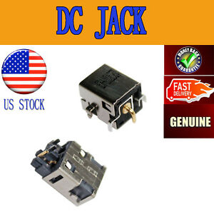 GinTai AC DC Power Jack Charging Port Socket Replacement for ASUS EeeBook E502S E502SA