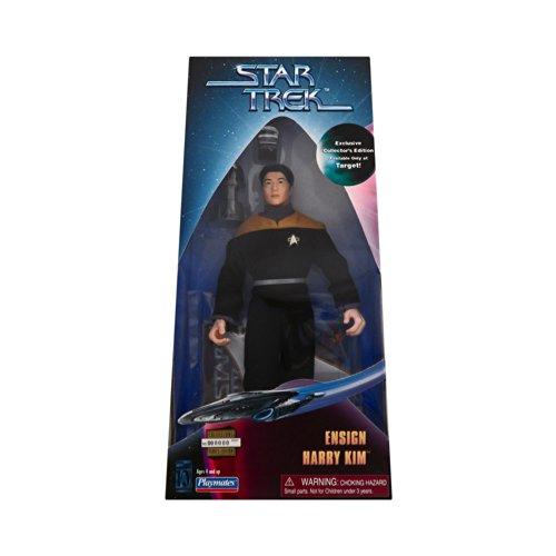 READY TO SHIP Harry Kim Star Trek Voyager Plush Doll Plushie Toy