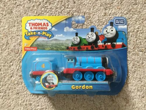 Thomas En Gorden.Gorden Individual Trains For Thomas Friends Diecast Take N