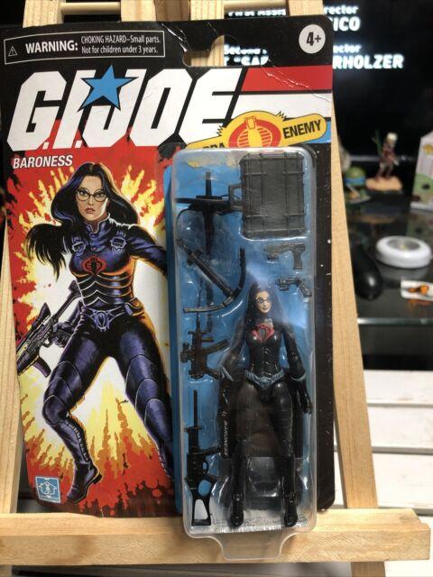 BARONESS  G.I Joe Retro Collection Wave 1 Walmart Exlcusive