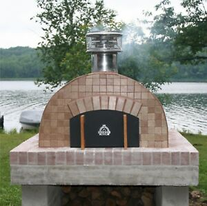 Details About Wood Fired Pizza Oven Outdoor Oven Build A Long Lasting Backyard Pizza Oven