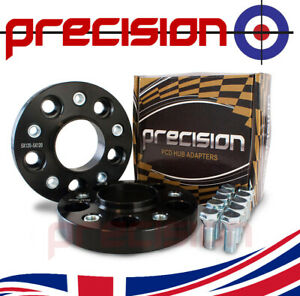 25mm-Bolt-On-Hubcentric-Wheel-Spacers-1-Pair-for-BMW-7-Series-Alloy-Wheels