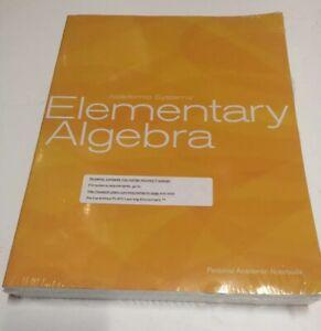 NEW-Elementary-Algebra-by-Plato-Personal-Academic-Notebook-Math