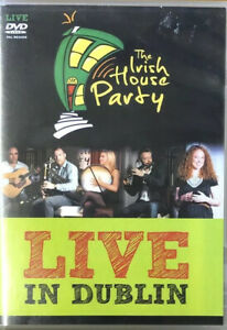 The-Irish-House-Party-Live-In-Dublin-Signed-Music-DVD