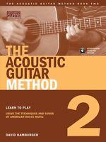 The Acoustic Guitar Method Book 2 - Guitar Method Book 000695649