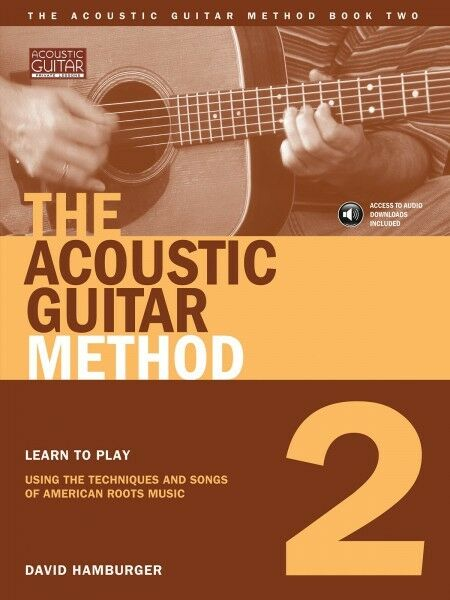 Book with Online Audio NEW 000331948 Acoustic Guitar Fingerstyle Method