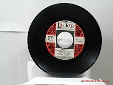 JIMMY CLANTON -(45)- ADVANCE RELEASE- TELL ME / I'LL NEVER FORGET YOUR LOVE-1969