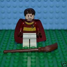LEGO Oliver Wood 4737 Harry Potter Quiddich minifigure HP109 NRC