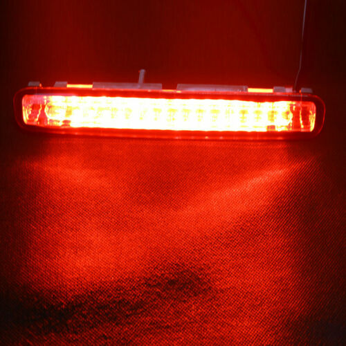 Ford Mustang S197 2005-2009 Rear Red Led Side Marker Lights Third Brake Light