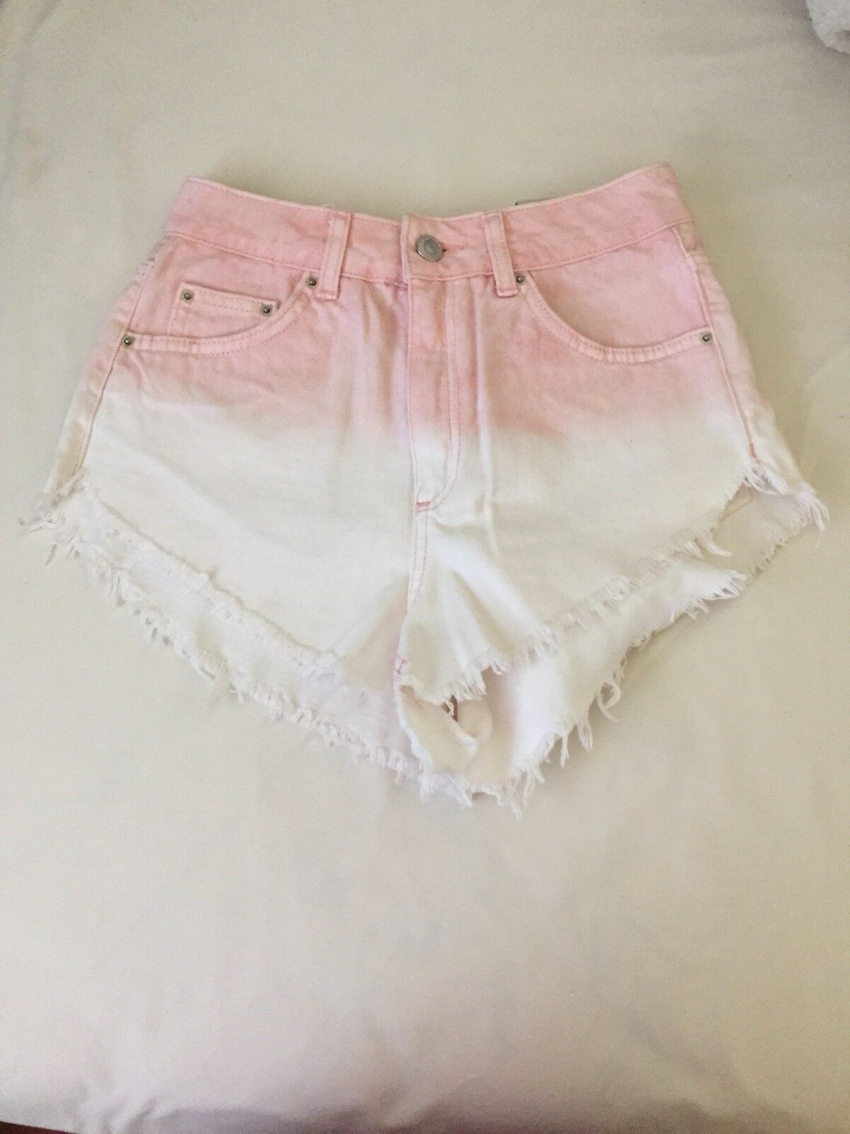 Topshop Authentic High Waisted MOM Size 4
