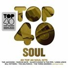 Top 40: Soul by Various Artists (CD, May-2014, 2 Discs, Crimson)