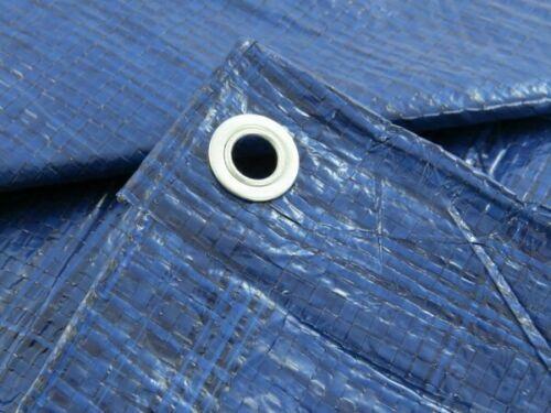 Cubierta resistente a la intemperie Impermeable Hoja Azul Lona Jardín Cubierta de la lluvia coche barbacoa Bik