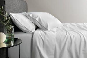 Sheridan 600tc Cotton Egyptian Blend Sheet Set Snow