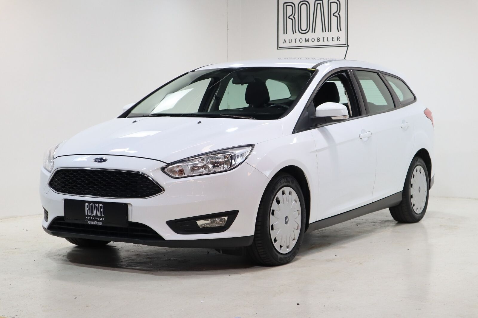 Ford Focus 1,5 TDCi 105 Business stc. ECO 5d - 139.900 kr.