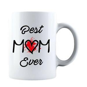 Best Mom Ever Mothers Day Idea Funny Life Mom Ceramic Coffee Mug Tea Cup