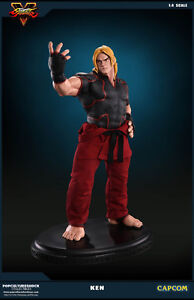 Street-Fighter-Ken-Masters-1-4-Scale-statue-Pop-Culture-Shock-Collectibles
