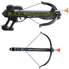 CROSSBOW TOY SET CROSS BOW 4 ARROW SOFT DART GUN FOR KIDS - NEW IN PACKAGE