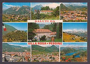 SALUTI-DA-VILLA-ROSA-PERGINE-TRENTO-CARTOLINA-FG-VG-1987-OREMPULLER