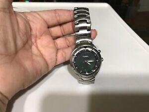 741b21c06058 La imagen se está cargando Para-hombres-Reloj-Fossil-Blue-am-3537-con-