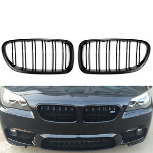 Bmw black kidney grills