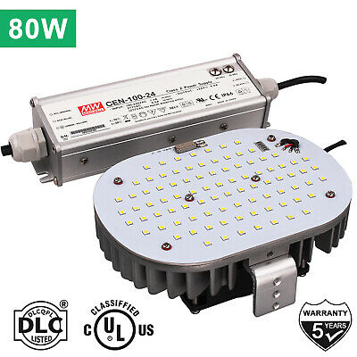200W LED Canopy Gas Station Parking Lot Retrofit Light 5700K Retrofit kits 277V