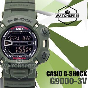 Casio-G-Shock-Mudman-Series-G9000-3V-AU-FAST-amp-FREE