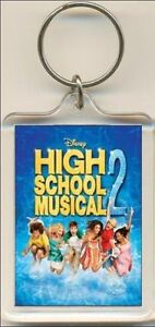 High School Musical 2 The Musical Keyring  Bag Tag - kettering, Northamptonshire, United Kingdom - In the case of faulty goods, please return to seller for replacement or full refund. Most purchases from business sellers are protected by the Consumer Contract Regulations 2013 which give you the right to can - kettering, Northamptonshire, United Kingdom