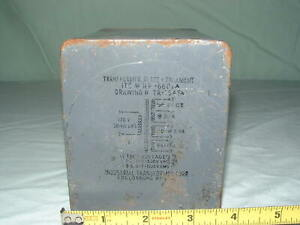 540-V-CT-100-MA-POWER-TRANSFORMER-for-TUBE-AMPLIFIER-or-XMTR-POWER-SUPPLY