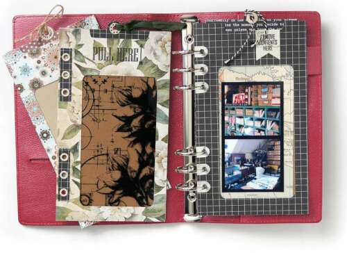 Elizabeth Craft Metal Die Planner Pocket 3 810003532213