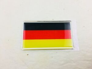 Germany-Flag-Emblem-Sticker-Decal-BMW-Mercedes-Benz-German-NEW-108b