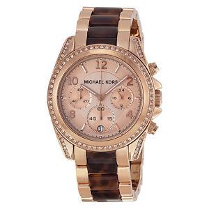 MICHAEL-KORS-Ladies-Watch-MK5859-100-Brand-New-Original-Box-Retail-295