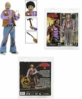 Neca Texas Chainsaw Massacre 2 Chop Top Retro Clothed 8 Inch Figure / Doll