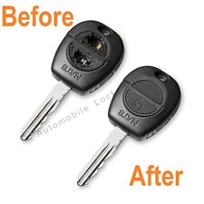 SERVICIO DE REPARACIÓN Para Nissan X-Trail Almera Tino 2 button llave mando