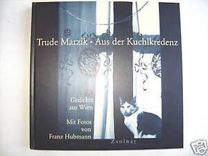 Details About Trude Marzik Aus Der Kuchlkredenz Gedichte Mundart