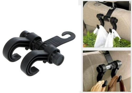 2019 Model Car//Van//Lorry//Motorhome Seat Headrest Hanger//Holder//Hook