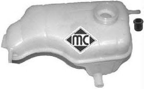 Vaschetta acqua Radiatore Metalcaucho 03576 FORD