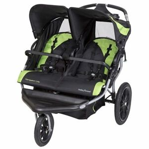 Navigator Lite Double Baby Jogger Lincoln Front Swivel