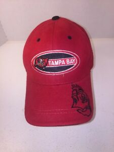 16a9a20f602 Adidas TAMPA BAY BUCCANEERS Adult NFL Proline Cap Hat Fitted 7 1 4 ...