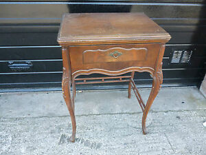 free westinghouse sewing machine in cabinet