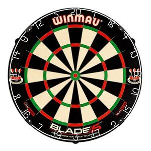 Winmau-Blade-5-Dual-Core-Professional-Level-Dartboard-Dart-Board-with-Rota-Lock