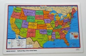 Details about SALE United States & World Map Geography History US Grade 3 4  5 6 7 8 9 10 11 12