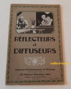 Livre-REFLECTEURS-et-DIFFUSEURS-Eclairage-industriel-USINE-ECOLE-MAGASIN-INDUS