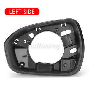 1X Links Außenspiegel Spiegelkappe Halter Für Ford Mondeo MK5 2012-2019 Schwarz