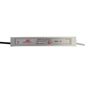 30W Slim LED Driver Power Supply 24V Waterproof IP67