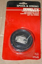NEW HOMELITE STRING TRIMMER SPOOL AND STRING ST-30 ELECTRIC PN DA-00825-A