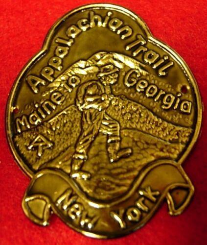 Appalachian Trail New York new shield stocknagel medallion G5324