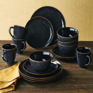 Elegant-Black-Speckled-Dinnerware-Set-Dining-Plates-Bowls-and-Cups-for-4-Persons