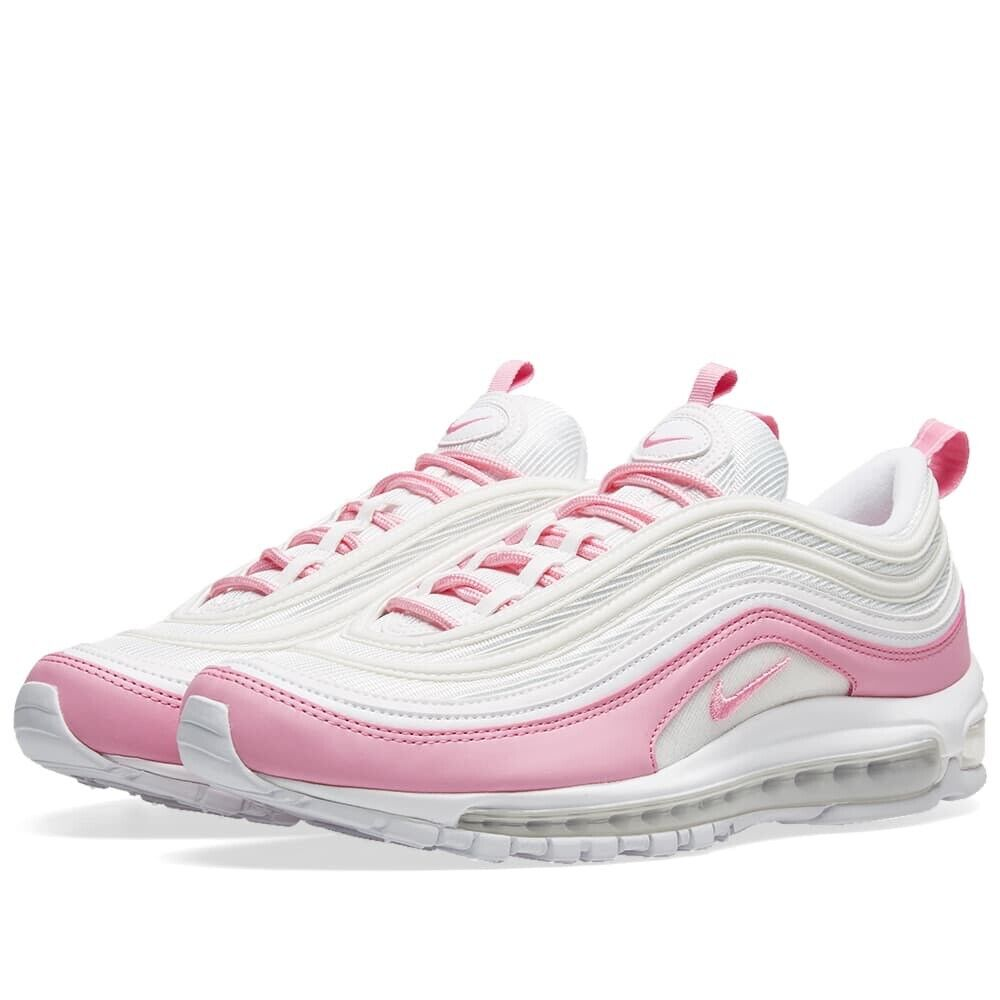 Nike Air Max 97 Essential 'Bubble Gum' Trainers Womens Uk Size 5.5 39 BV1982 100