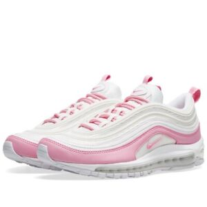best website d71f0 7a09d Details about Nike Air Max 97 Essential 'Bubble Gum' Trainers Womens Uk  Size 5.5 39 BV1982 100
